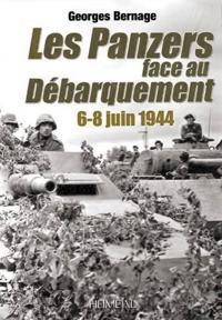 Le Panzers Face Au Débarquement