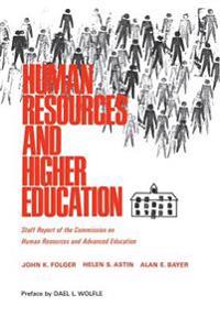 Human Resources and Higher Education