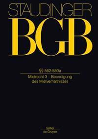 §§ 562-580a; Anh Zum Mietrecht: Agg: (mietrecht 3)