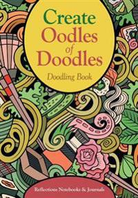 Create Oodles of Doodles Doodling Book