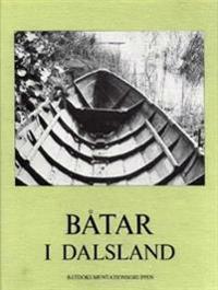 Båtar i Dalsland