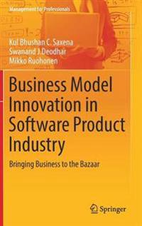 Business Model Innovation in Software Product Industry