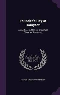 Founder's Day at Hampton