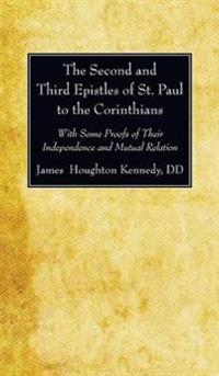 The Second and Third Epistles of St. Paul to the Corinthians