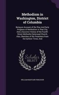 Methodism in Washington, District of Columbia