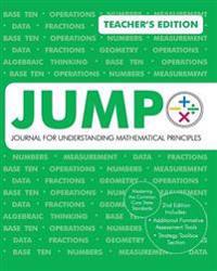 Jump 3 Teacher's Edition: Journal for Understanding Mathematical Principles