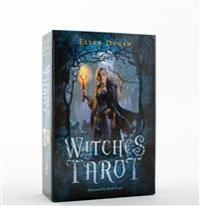 Witches Tarot Boxed Kit