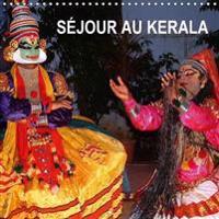 Sejour au Kerala 2017