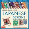 Origami Folding Papers Jumbo Pack Japanese Designs