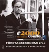 E2000 Combi Fek 1-2/Entreprenörskap & företagande Faktabok