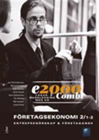 E2000 Combi Fek 1-2/Entreprenörskap & företagande Lärarhandledning med DVD