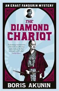 Diamond chariot - erast fandorin 10
