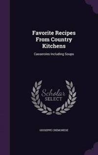 Favorite Recipes from Country Kitchens