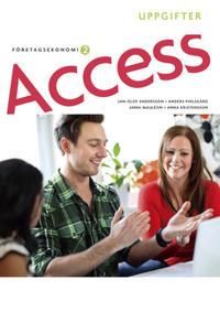 Access Företagsekonomi 2, Uppgiftsbok med cd