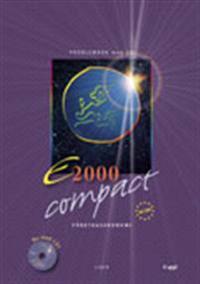 E2000 Compact Företagsekonomi B - problembok med CD