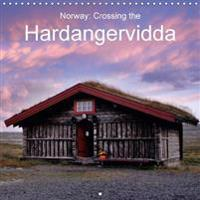 Norway: Crossing the Hardangervidda 2017