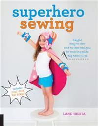 Superhero Sewing