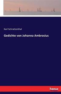 Gedichte Von Johanna Ambrosius