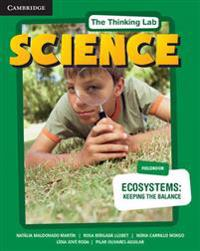 The Thinking Lab - Science Ecosystems Fieldbook + Online Activities