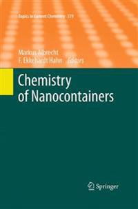 Chemistry of Nanocontainers