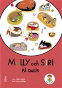 Lilla biblioteket, Molly och Siri på dagis 3-pack
