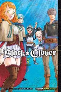 Black Clover, Vol. 5
