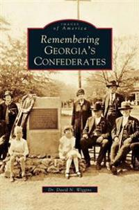 Remembering Georgia's Confederates