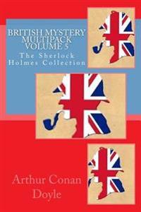 British Mystery Multipack Volume 5: The Sherlock Holmes Collection