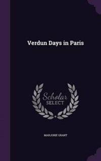Verdun Days in Paris