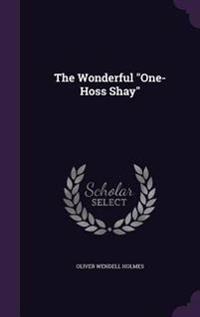 The Wonderful One-Hoss Shay