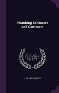 Plumbing Estimates and Contracts