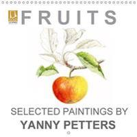 Fruits Selected Paintings by Yanny Petters 2017