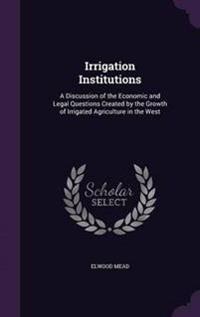 Irrigation Institutions