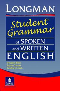 Longman's Student Grammar of Spoken and Written English Paper