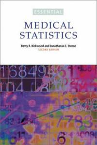 Essential Medical Statistics, 2nd Edition
