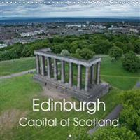 Edinburgh Capital of Scotland 2017