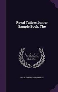The Royal Tailors Junior Sample Book