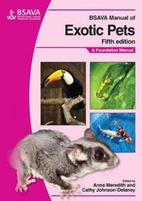 BSAVA Manual of Exotic Pets, 5th Edition