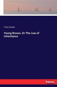 Young Brown, or the Law of Inheritance