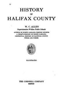 History of Halifax County