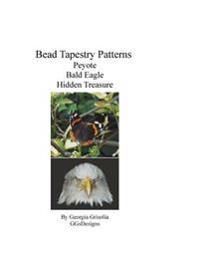 Bead Tapestry Patterns Peyote Bald Eagle Hidden Treasure