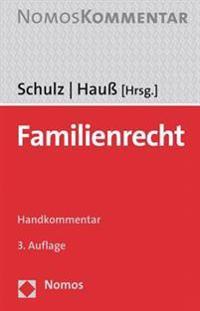Familienrecht: Handkommentar