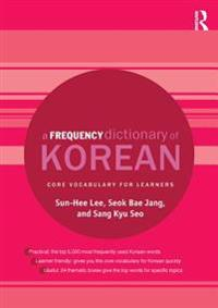 Frequency Dictionary of Korean