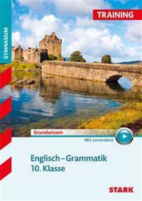 Training Gymnasium - Englisch Grammatik 10. Klasse mit Videoanreicherung