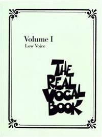 The Real Vocal Book, Volume I: Low Voice