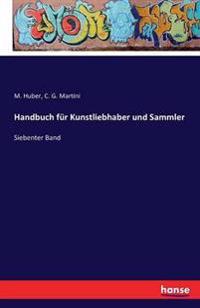 Handbuch Fur Kunstliebhaber Und Sammler