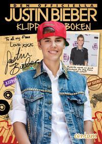 Den officiella Justin Bieber klippboken