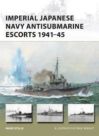 Imperial Japanese Navy Antisubmarine Escorts, 1941-45