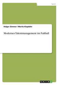 Modernes Talentmanagement Im Fuball
