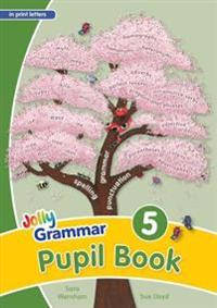 Grammar 5 pupil book (n print letters) - in print letters (be)